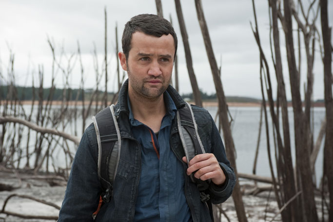 Daniel Mays 'did Doctor Who for son'
