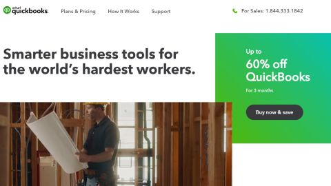 QuickBooks accounting suite review | TechRadar