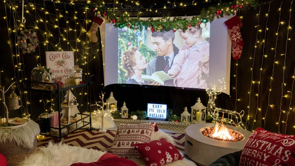 How to make your own outdoor movie theater for the ultimate viewing experience