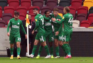 Brentford v Preston North End – Sky Bet Championship – Brentford Community Stadium