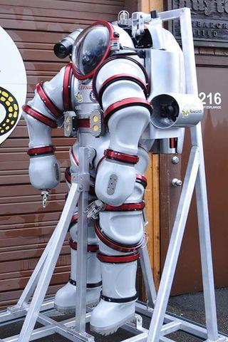 Exosuit Diving Suit