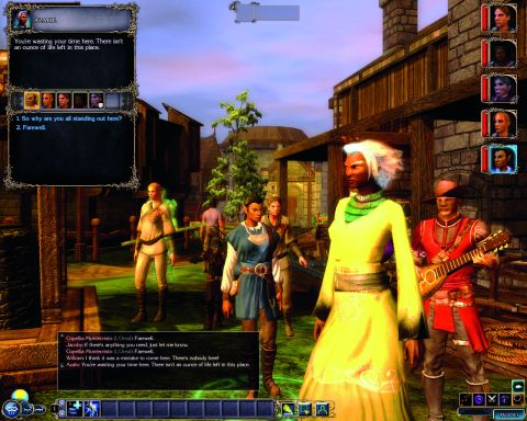 Neverwinter nights 2 hosting a game casino lady costume
