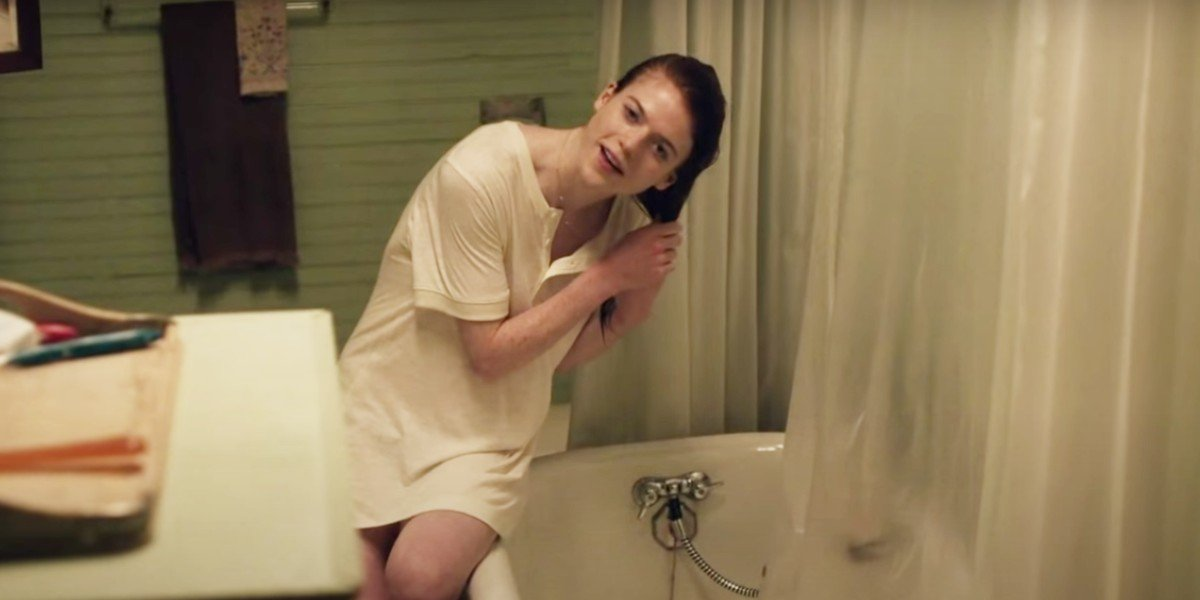 Rose Leslie in The Honeymoon