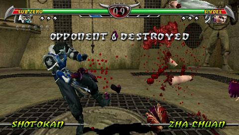 mortal kombat unchained best character