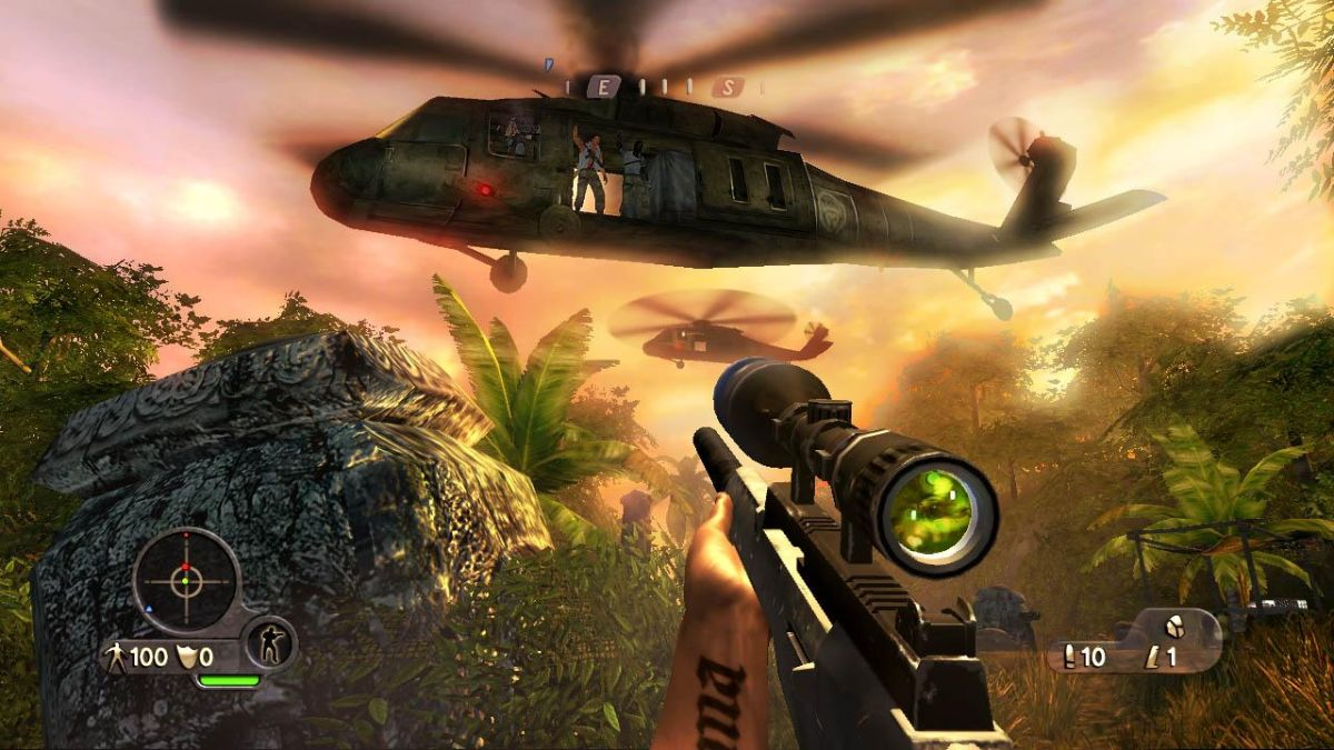 Far Cry Instincts Predator Review Gamesradar