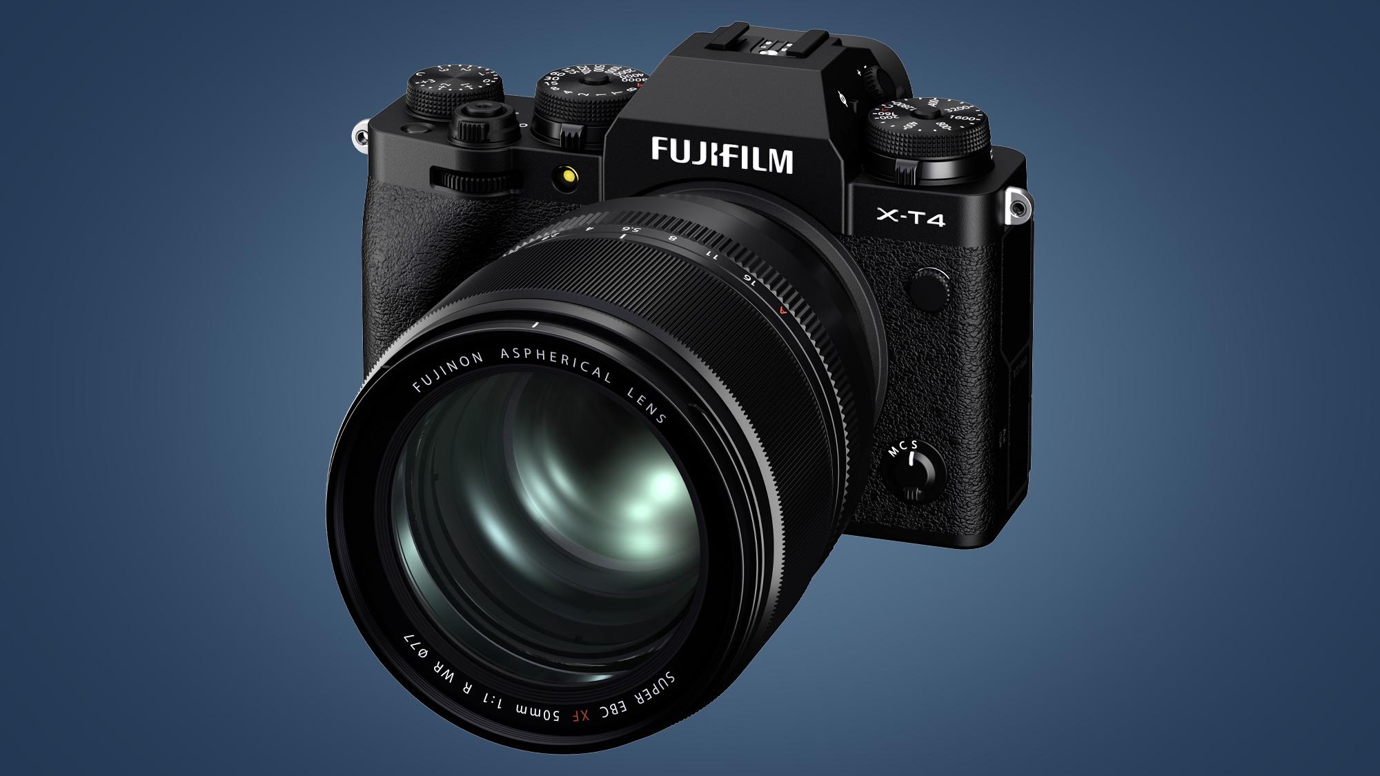 Fujifilm launches world's fastest autofocus lens for mirrorless cameras
