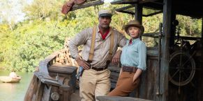 I Can't Get Enough Of Jungle Cruise's Emily Blunt Roasting Dwayne Johnson (And Apparently Neither Can He)