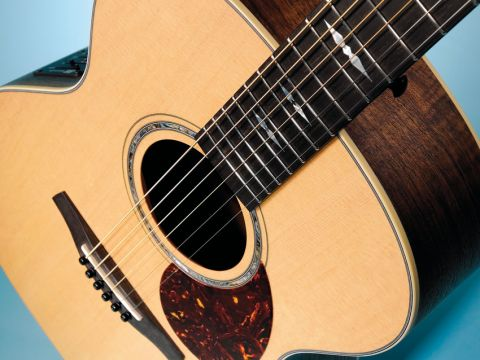 A masterclass in acoustic luthiery