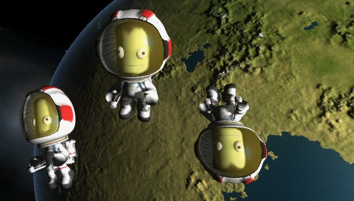 Kerbal Space Program makes expansions free for existing game