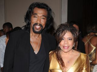 Nick Ashford, pictured with his wife and songwriting partner, Valerie Simpson, in 2009