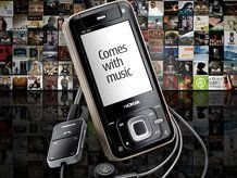 Nokia finally unveils 'Comes with Music' service
