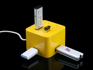 New USB hub for fashionistas from Brando