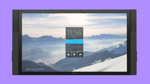 Hands On Surface Hub Review Techradar