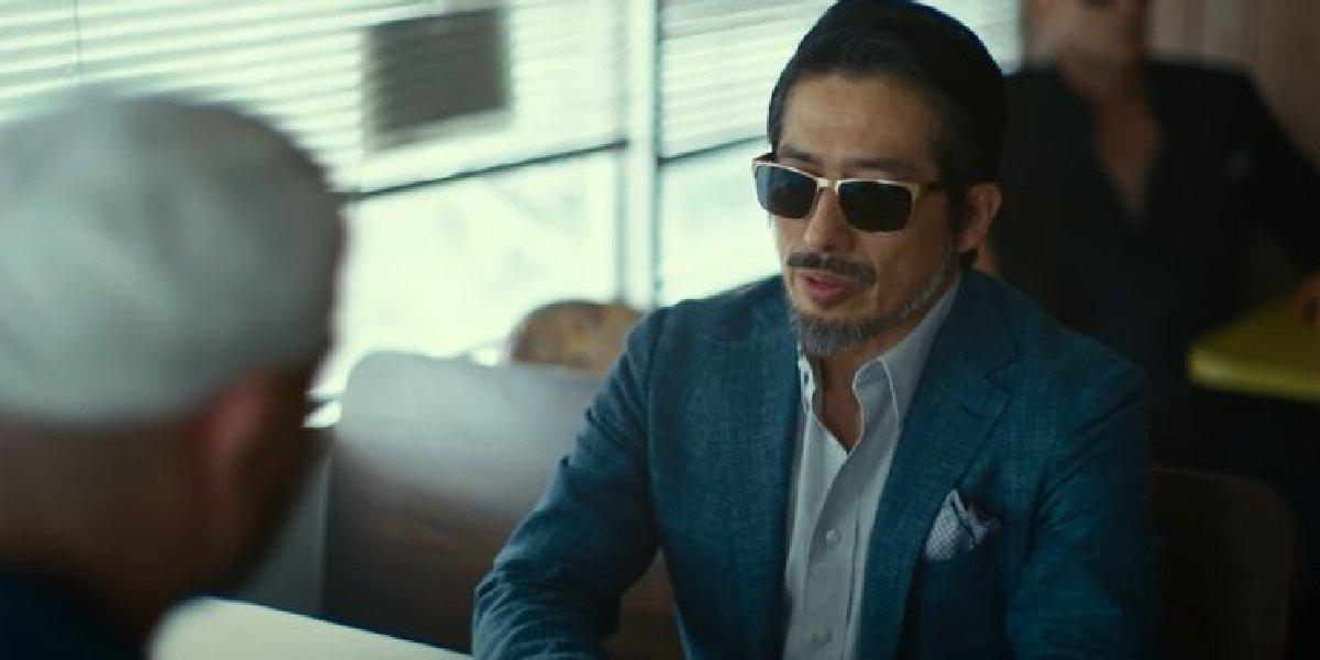 Hiroyuki Sanada as Bly Tanaka in Army of the Dead.