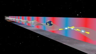 Low-frequency Gravitational Waves