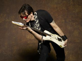 The master guitarist takes us from Flex-Able right on through The Story Of Light