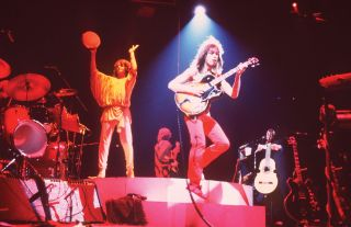 Steve Howe live