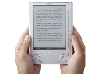 Out tomorrow Sony s Reader