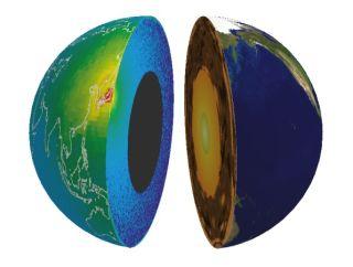 earth-core