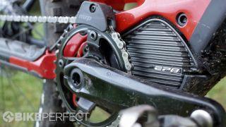 Best e-MTB motors