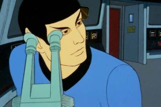 "Spock from ""Star Trek: The Animated Series"""