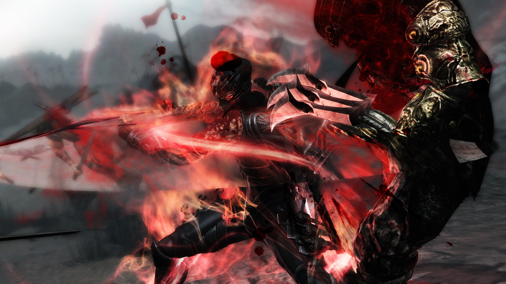 Take A Closer Look At Ninja Gaiden 3s Collectors Edition With New Video And Screens Gamesradar