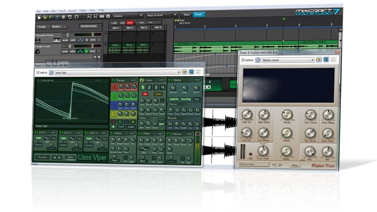 Acoustica Mixcraft Pro Studio 7 review | MusicRadar