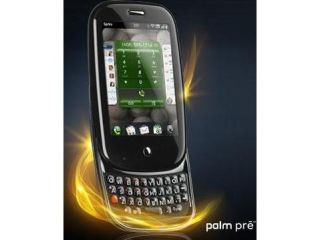 Palm's new pre phone
