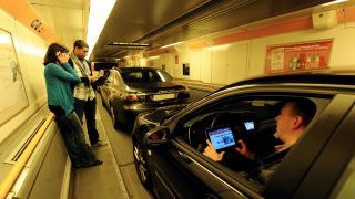 Quatre-G: mobile signal to hit Channel Tunnel by summer