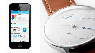 Withings Activité and Android