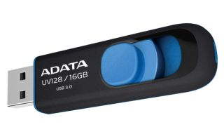 An Adata USB drive definitely not a 3 1 version