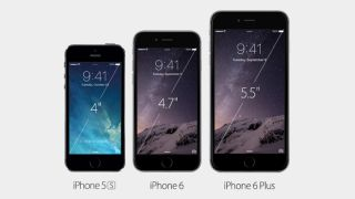 comparison between iphone 6 and 5s
