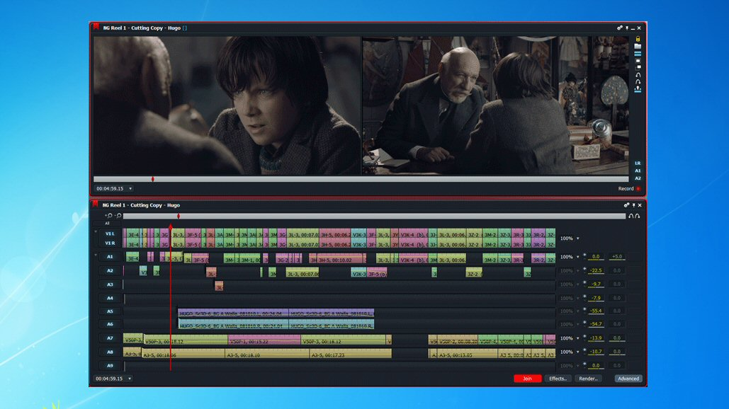 Download Lightworks: the slick video editing software that