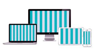 Create a grid that adapts to all screens