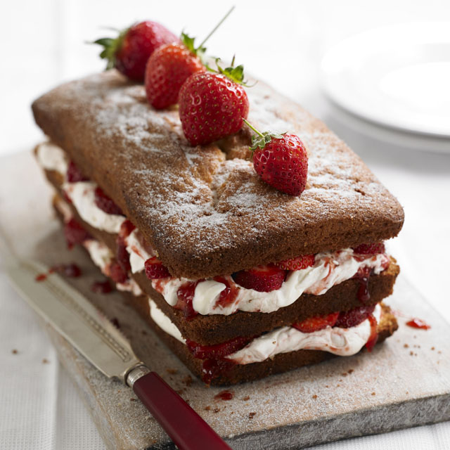 Victoria Sandwich Loaf