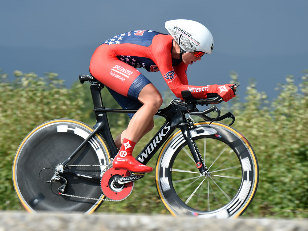 American Evelyn Stevens To Attempt Uci Hour Record On February 27