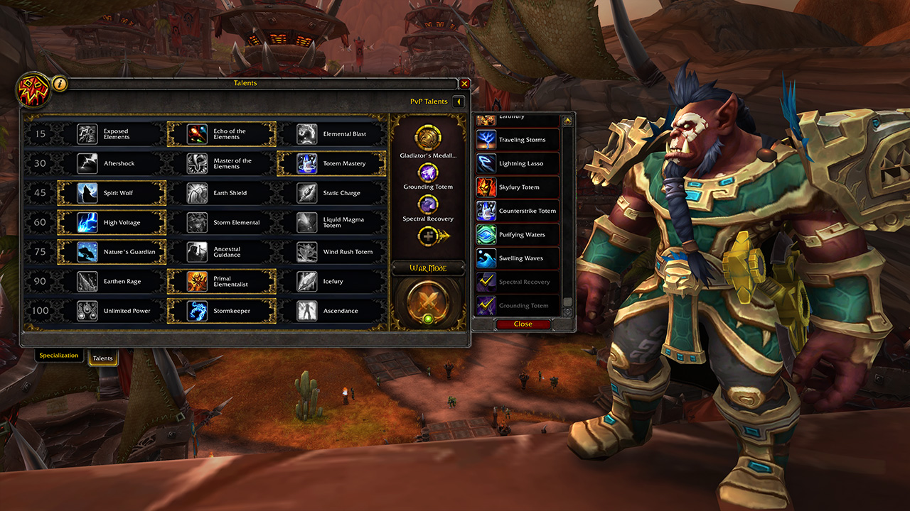 Blizzard details PvP changes coming in World of Warcraft: Battle for