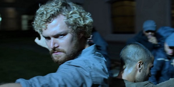 Danny Rand Netflix Iron Fist Marvel Finn Jones