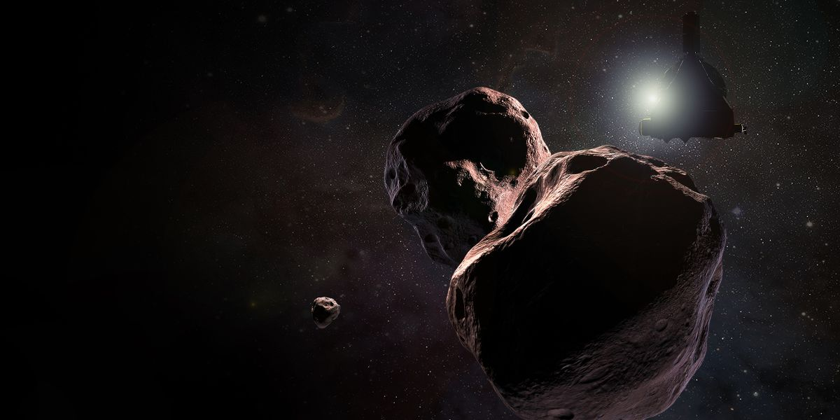 After Pluto, New Horizons Probe Draws Near to Its Next Target