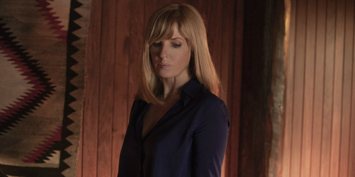 Yellowstone Beth Dutton Kelly Reilly Paramount Network