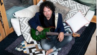 Steve Lukather has released a new solo album, 'I Found the Sun Again'
