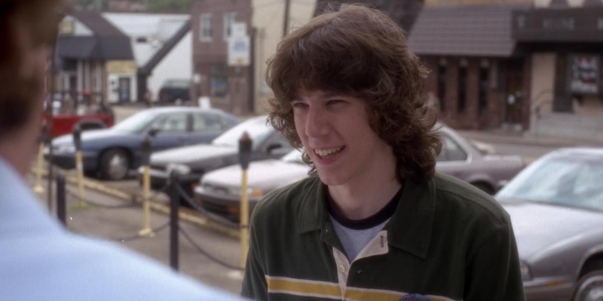 The West Wing John Gallagher Jr. as Tyler