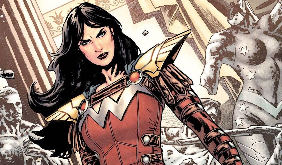 Donna Troy in DC Comics
