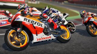 MotoGP 2014 heads for provisional pole as PS4's best ...