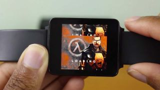 Half-Life on Android Wear