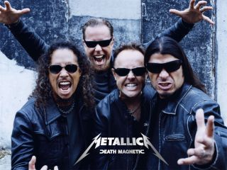 Metallica coming to Europe this summer