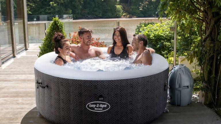 Black Friday hot tub deal: Lay-Z-Spa-Havana