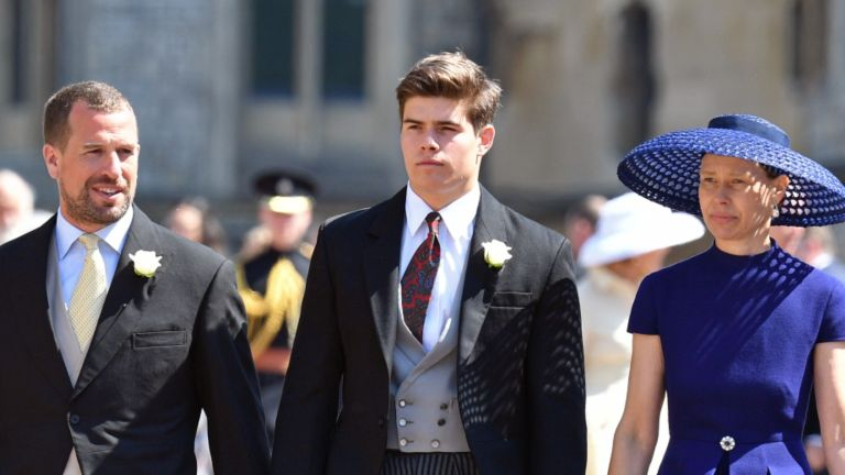 Queen's great-nephew Arthur Chatto