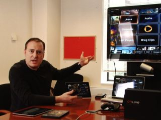 OnLive founder: We're not a competitor for Xbox or PlayStation