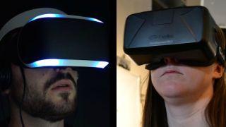 Project Morpheus & Oculus Rift